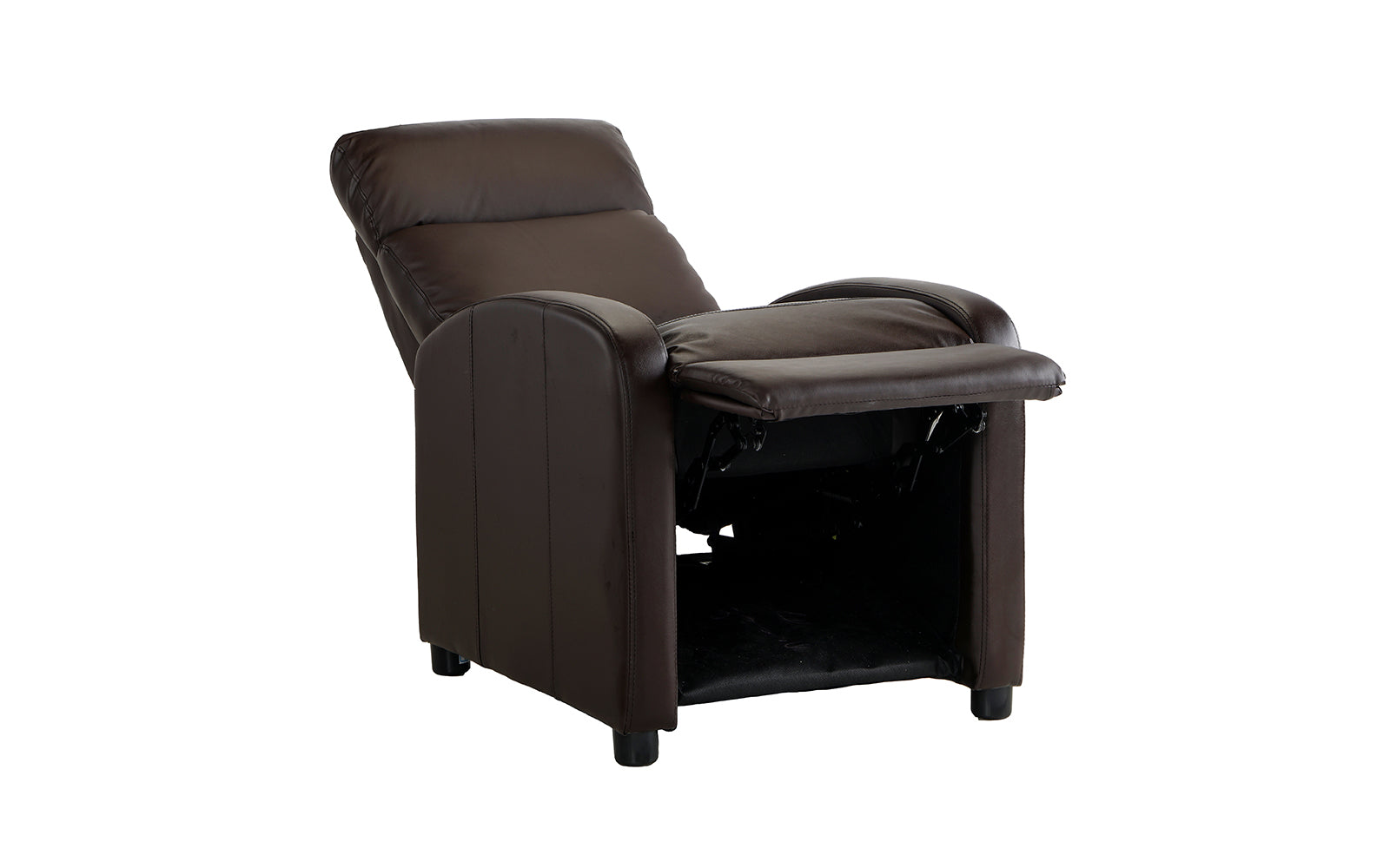 Sadie Faux Leather Reclining Arm Chair