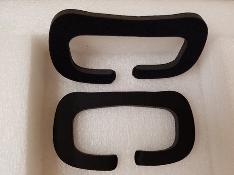 Replacement foam face pads for OSVR HDK 1.3, HDK 1.4 and HDK 2 units - OSVRstore - 1