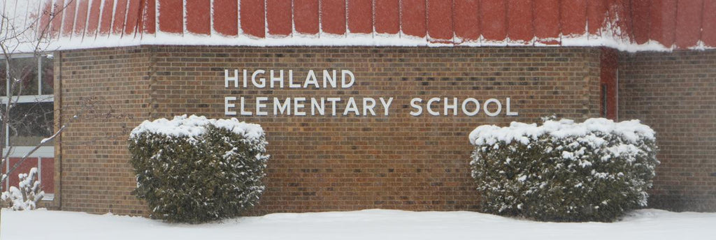 Highland Elementary in Highland, MI receives the first Robiis donation!