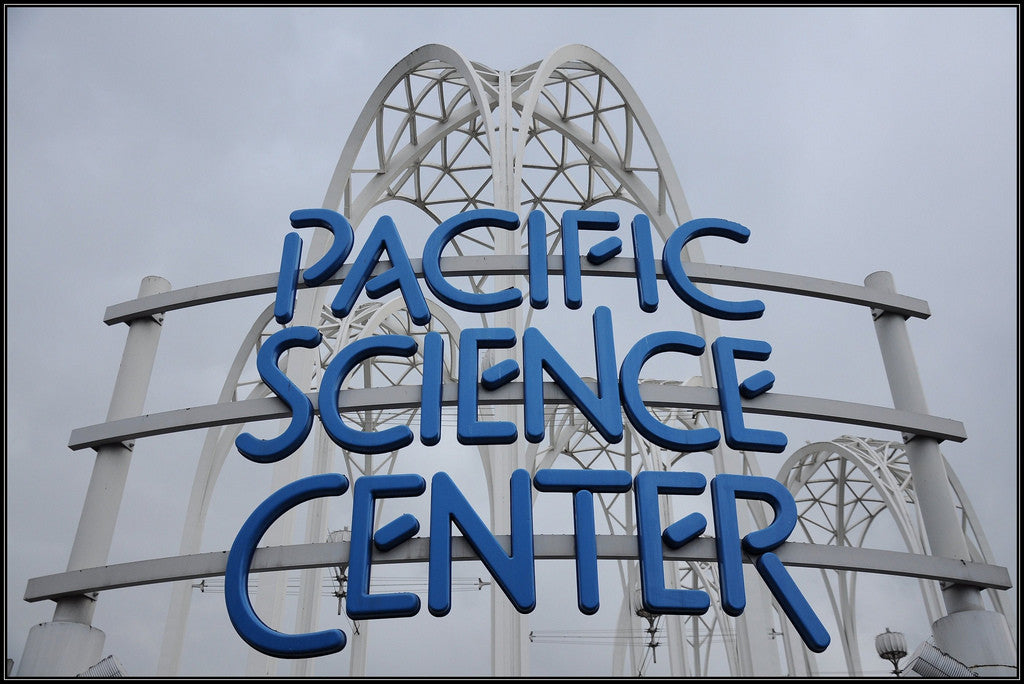 We are playtesting Robiis at the Pacific Science Center! May 6-8