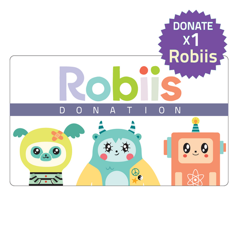 Donate a Robiis Starter Kit to a School