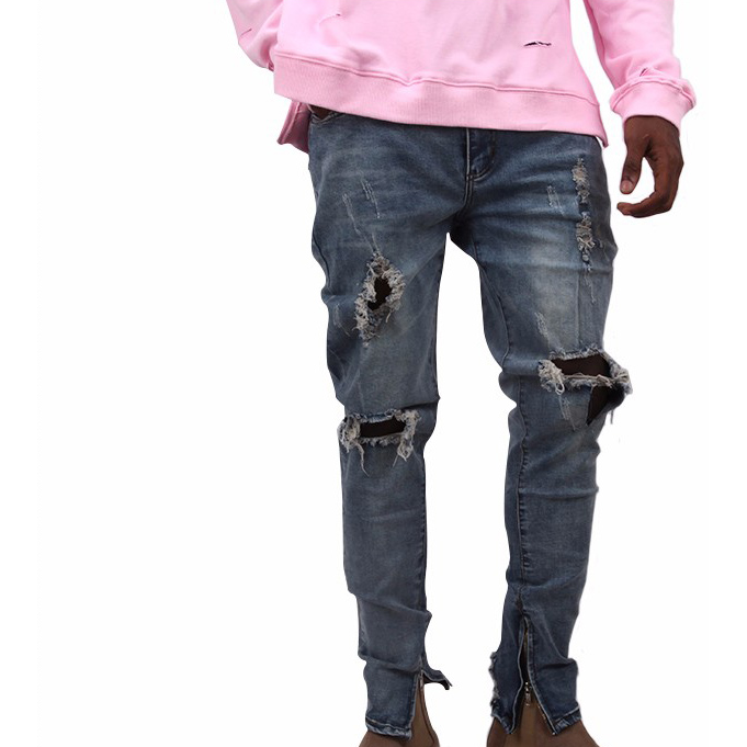 FOG Style Jeans by BLVCX