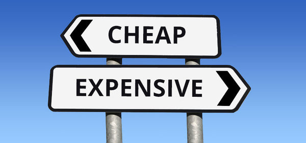 Cheap vs Expensive - is it worth it?