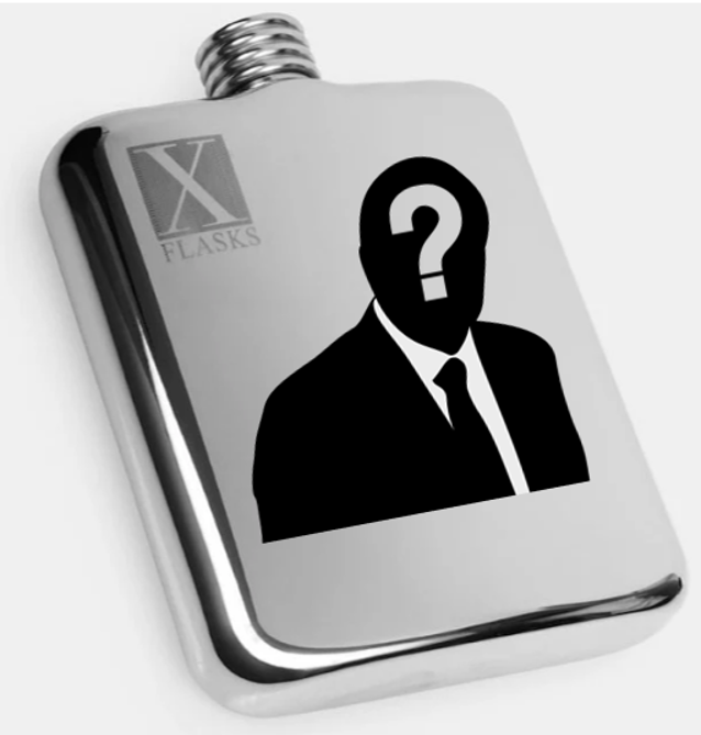 Who should I buy a hip flask for?