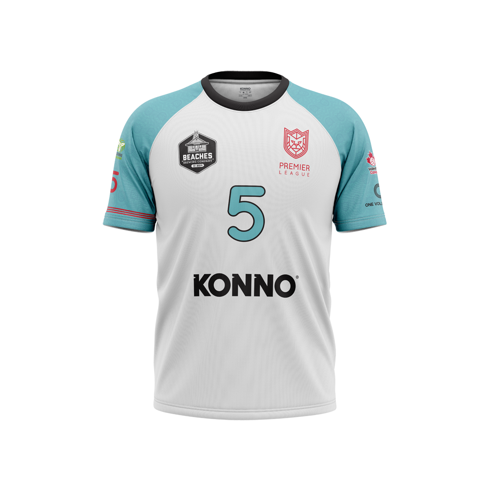 Beaches Brewery Premier League Jersey