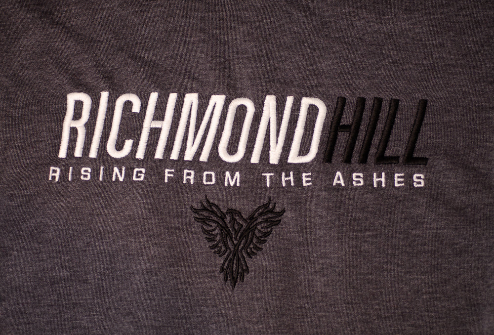 Richmond Hill Phoenix Cotton Hoodies - Rising From The Ashes