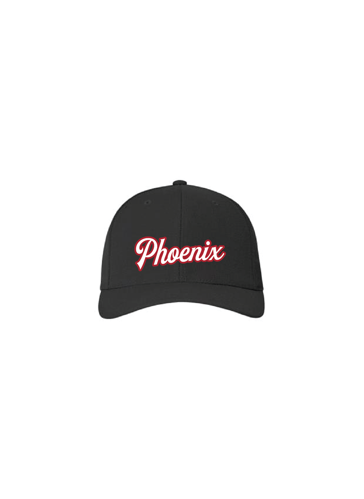 Richmond Hill Phoenix Baseball Caps - 3D Embroidery