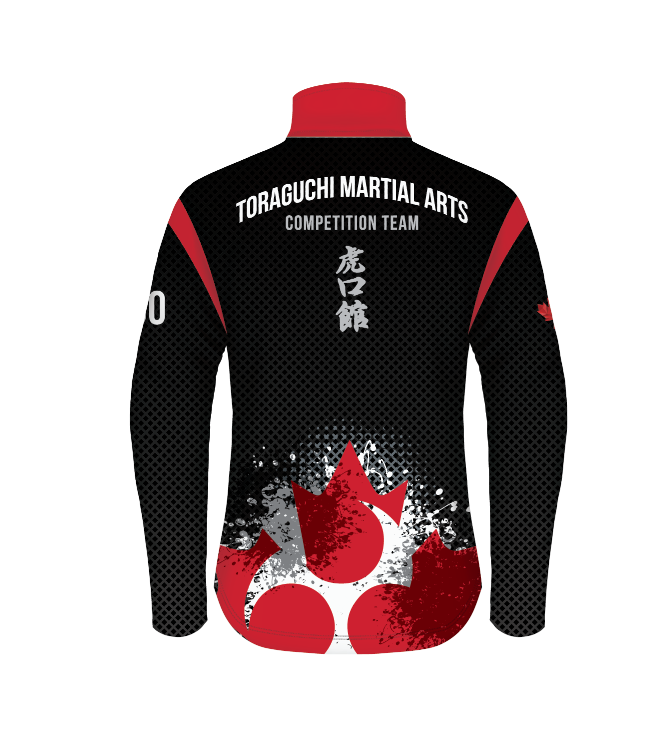 Toraguchi Competition Team Soft Shell Jacket-ADULT