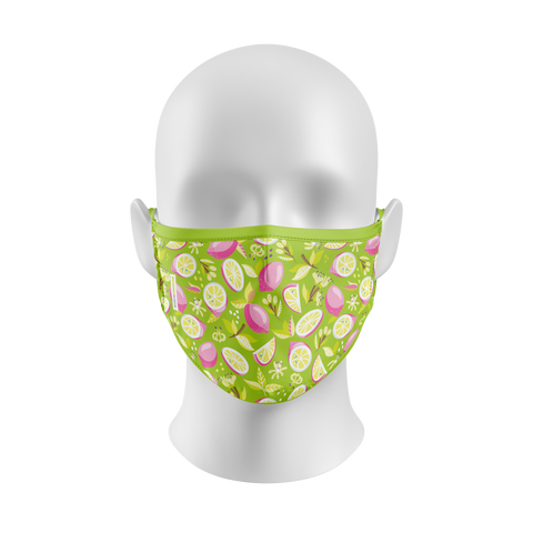 """Pineapple Sundae"" Kourtesy Mask (Kids)"