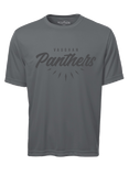 VAUGHAN PANTHERS PRO TEAM PERFORMANCE GREY T-SHIRT- Ladies