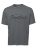 Vaughan Panthers Pro Team Performance Grey T-Shirt- Men's