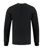 Richmond Hill Phoenix Everyday Long Sleeve Cotton T-Shirts - Black