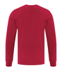 Richmond Hill Phoenix Everyday Long Sleeve Cotton T-Shirts - Red