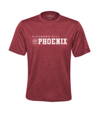 Richmond Hill Phoenix Heathered Performance Shirt - RHP Red
