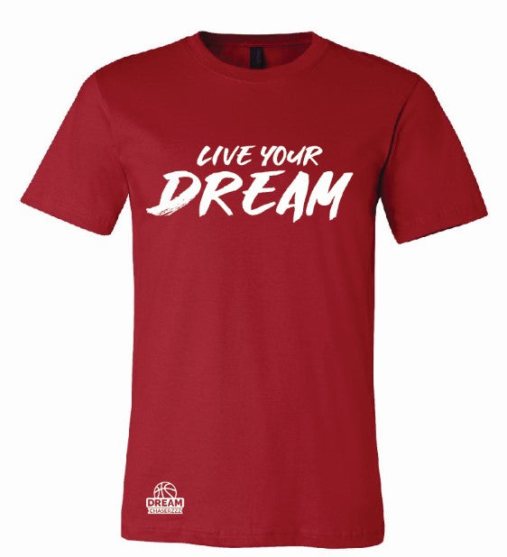 Dream Chaserzzz Fan Shirt-YOUTH