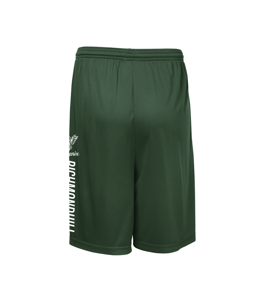 Richmond Hill Phoenix Training Shorts - Green