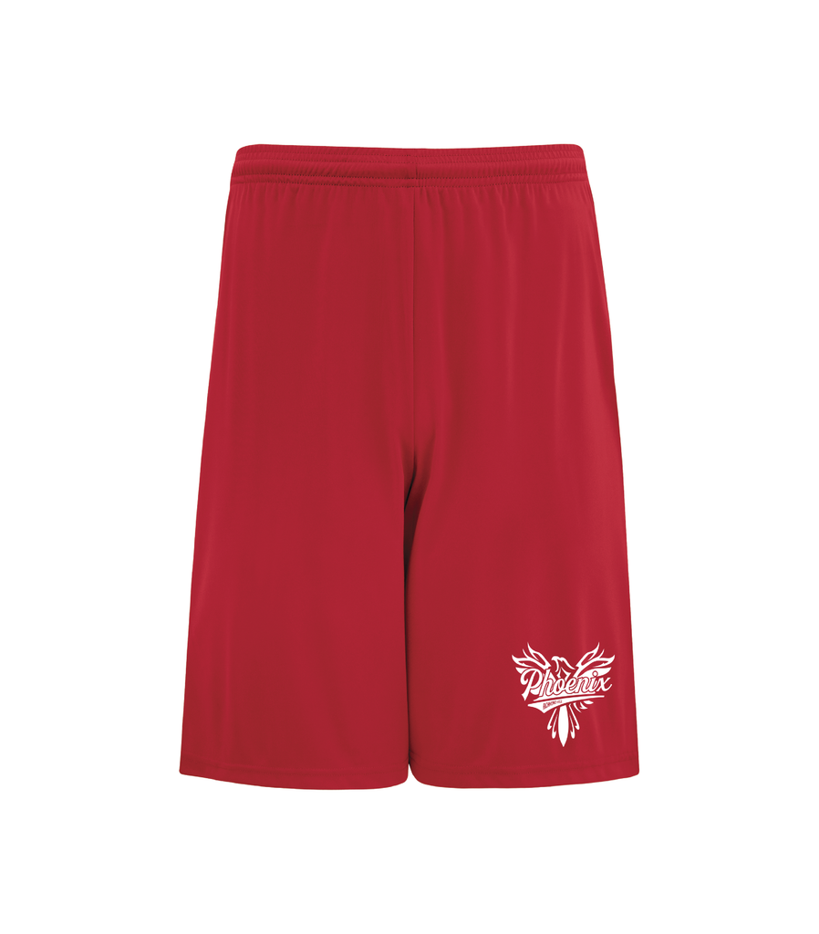 Richmond Hill Phoenix Training Shorts - Red