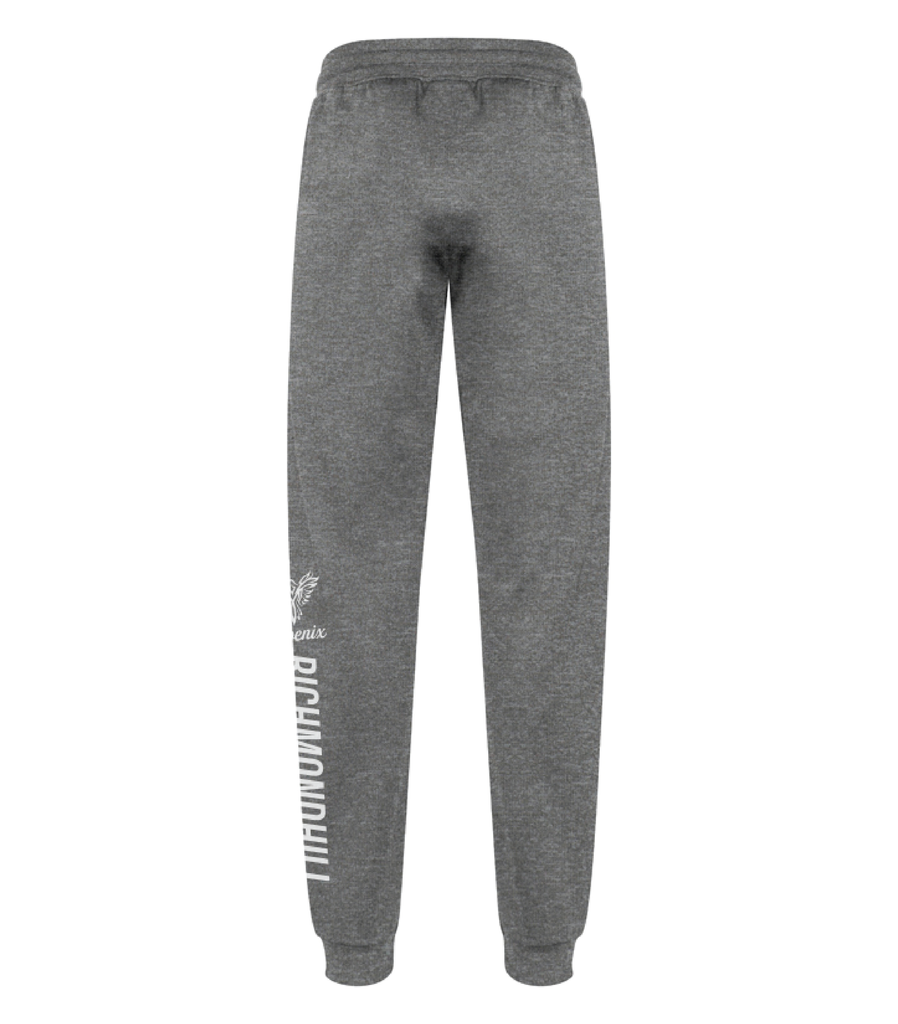 Richmond Hill Phoenix Tapered Athletic Pant - Heather Grey