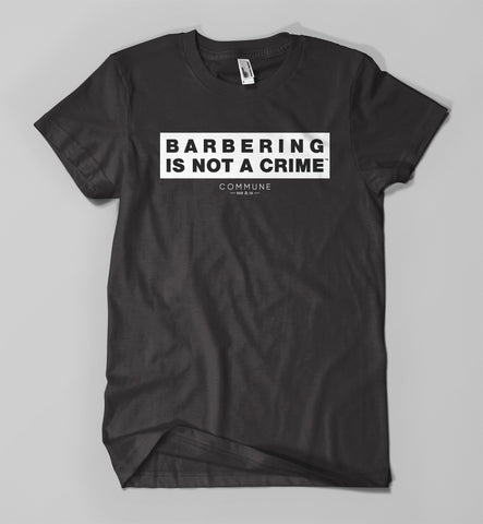 Commune Hair & Co.: Barbering Is Not A Crime