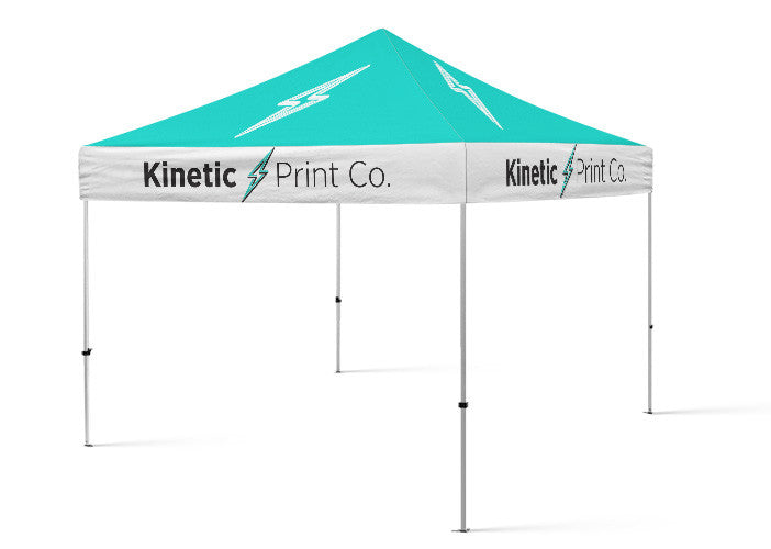 Custom Printed Event Canopy  sc 1 st  Kinetic Print Co. & Event Tent u2013 Kinetic Print Co.