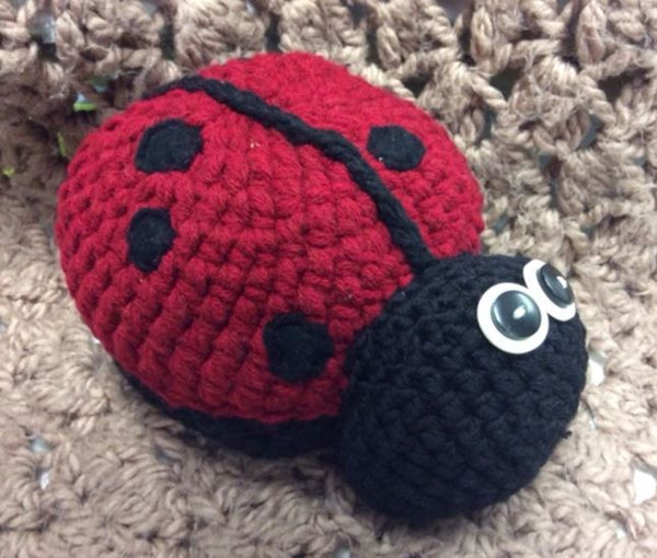 Lady bug door Stopper