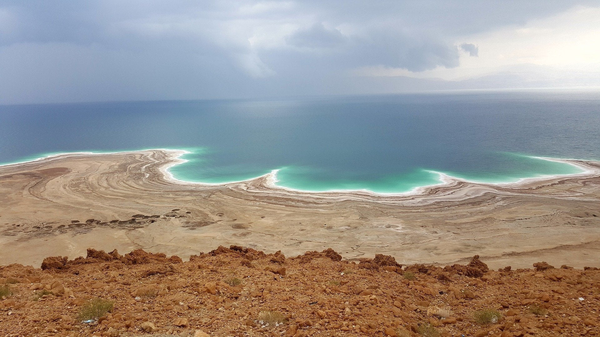 Why Dead Sea Mud Is A Great Idea