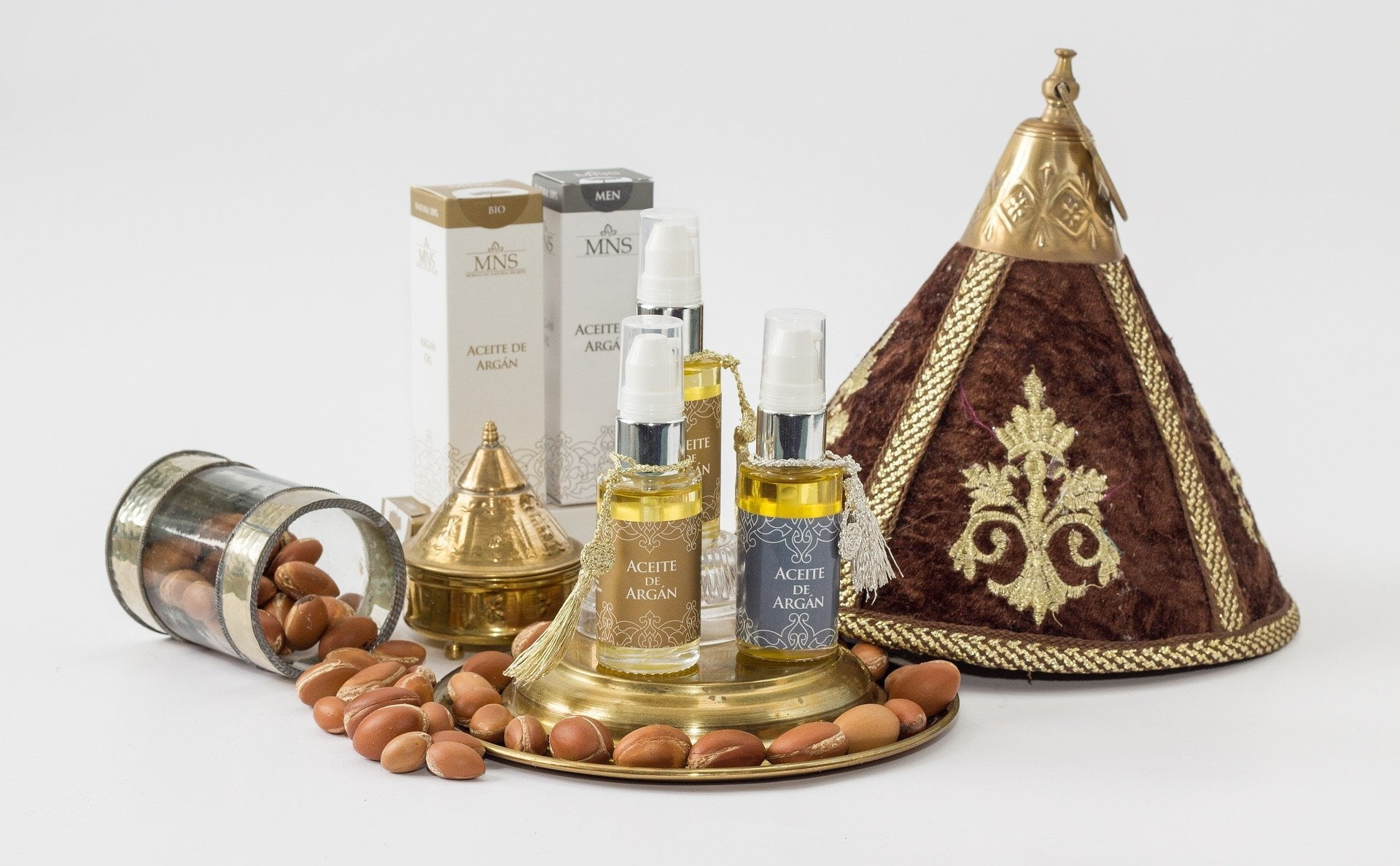 Magical Argan Oil for Beautiful Hair and Skin