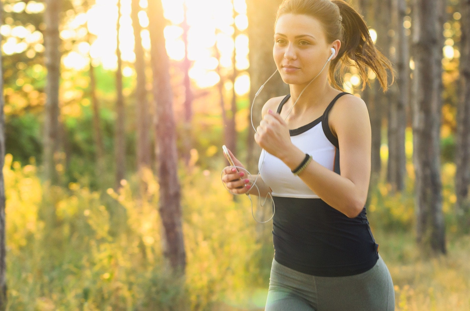 Exercise Helps Aging Skin