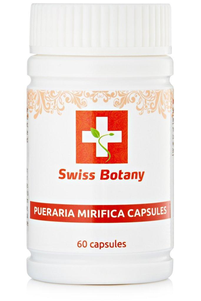 Swiss Botany Pueraria Mirifica Pills Reviews