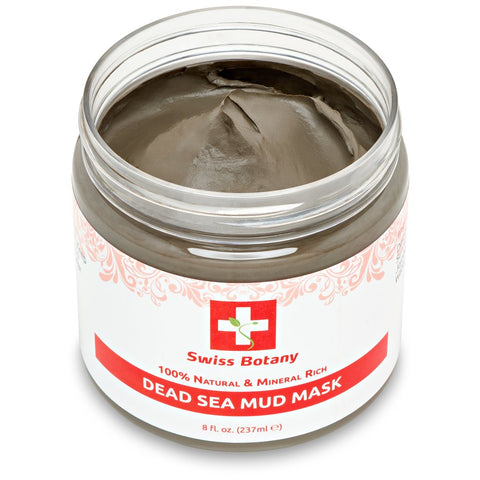 Swiss Botany Dead Sea Mud Mask