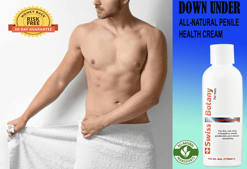 Swiss Botany Penile Health Cream