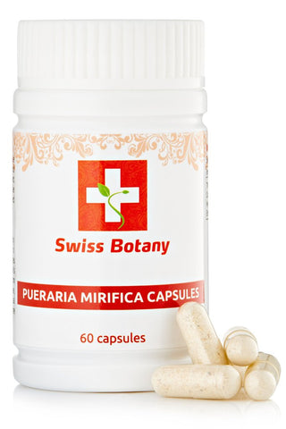 Breast Enlargement Using Pueraria-Mirifica  Capsules