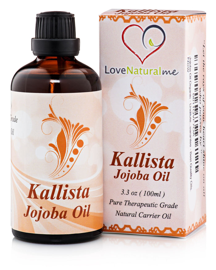 Swiss Botany essential oils Jojoba Oil Organic, FDA Certified Pure essential oil With Dropper