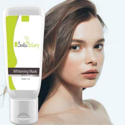 Swiss Botany skin brightening Whitening cream for Sensitive and Intimate areas