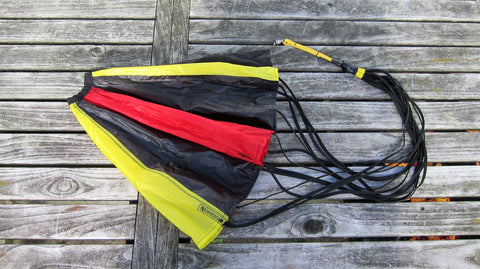 BlackCat Chutes 24 Inch Parachute, High Power Rocketry