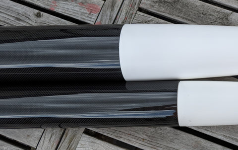 "BCR 3 and 4"" Carbon Fibre Airframe Tubing"