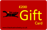 Gift Cards - Black Cat Rocketry