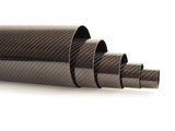 Carbon Fibre Airframe Tubes - Blackcat Rocketry, Carbon Fiber Tube