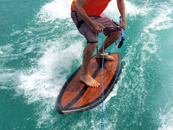 Premium Pure Slo Wakesurf Made in France