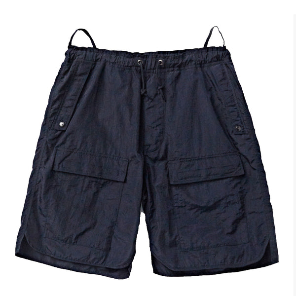 Shorts 'Navy Nylon Washer'