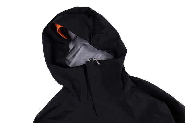 Delta X Hooded Hardshell Jacket