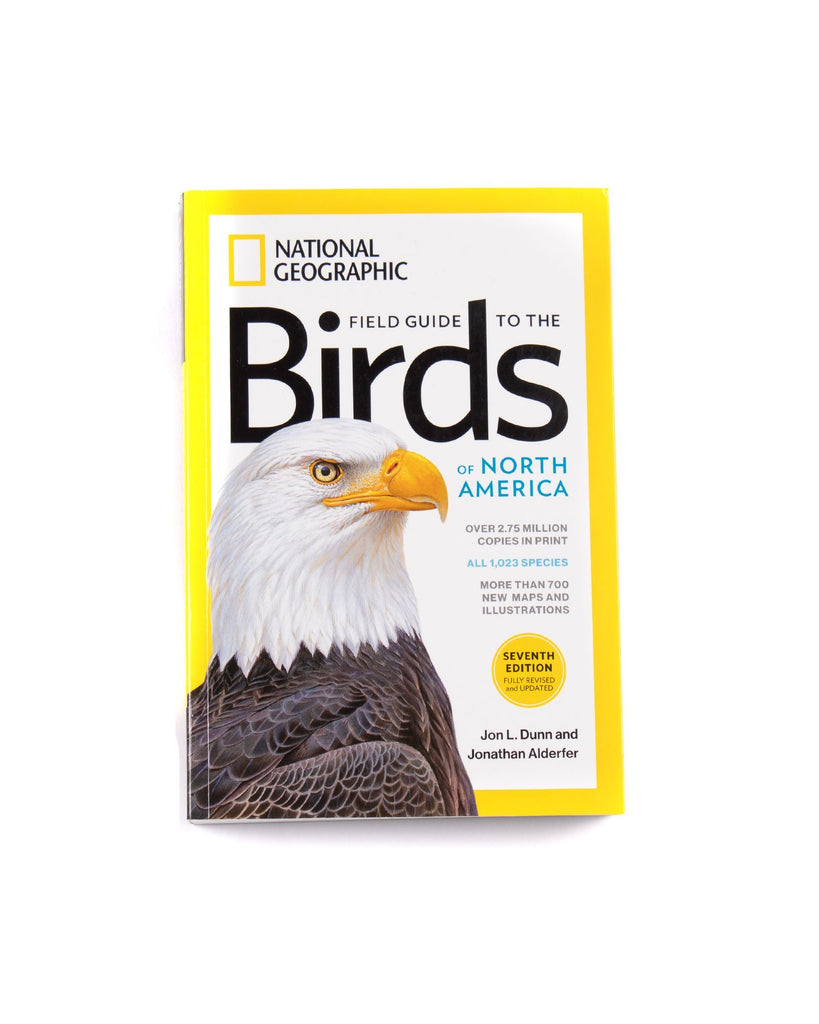 Field Guide Birds - North America
