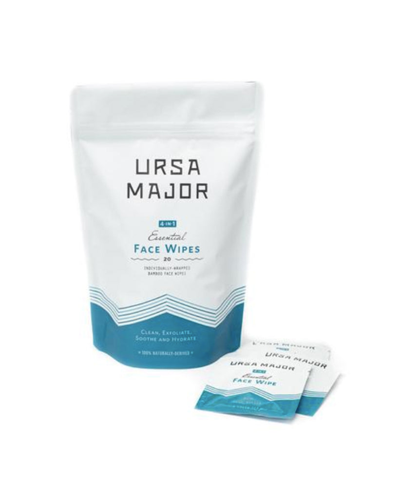 Essential Face Wipes