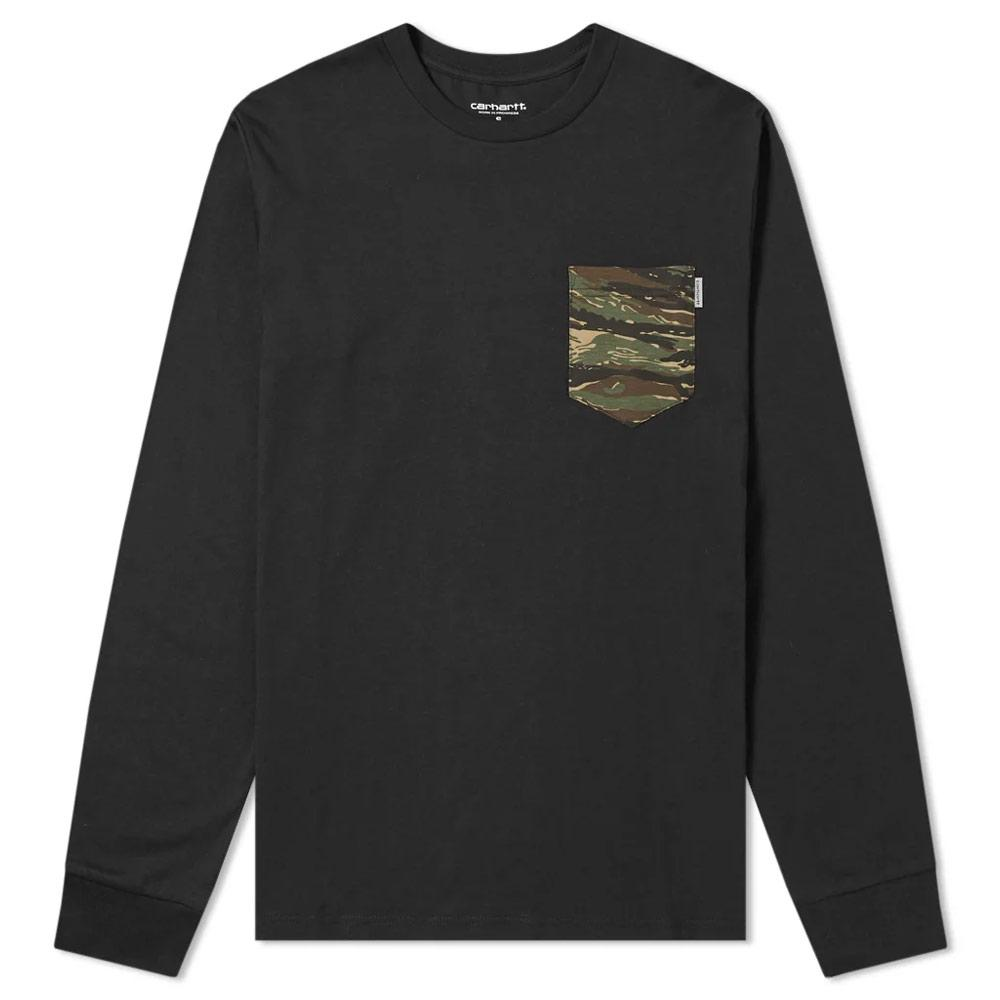 L/S Lester Pocket T-Shirt