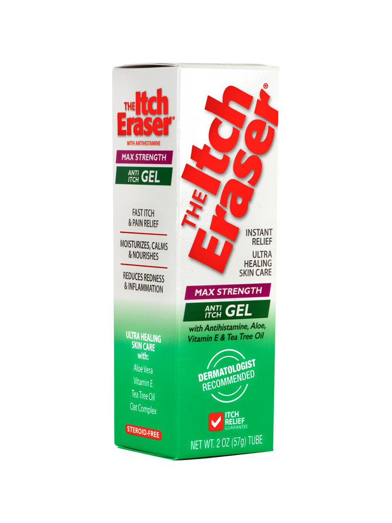 Max Strength Anti Itch Gel