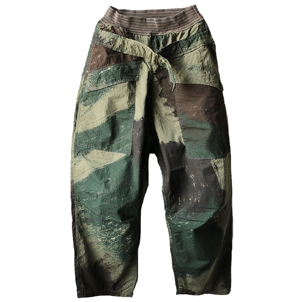 Ripstop Brush-Camo Aviator Suit Pants