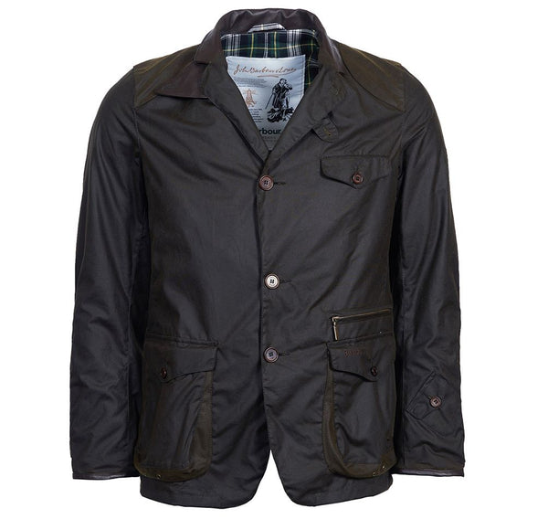 Icons Beacon Sports Waxed Jacket