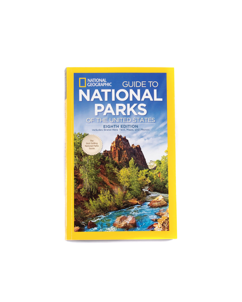 Guide To National Parks - USA