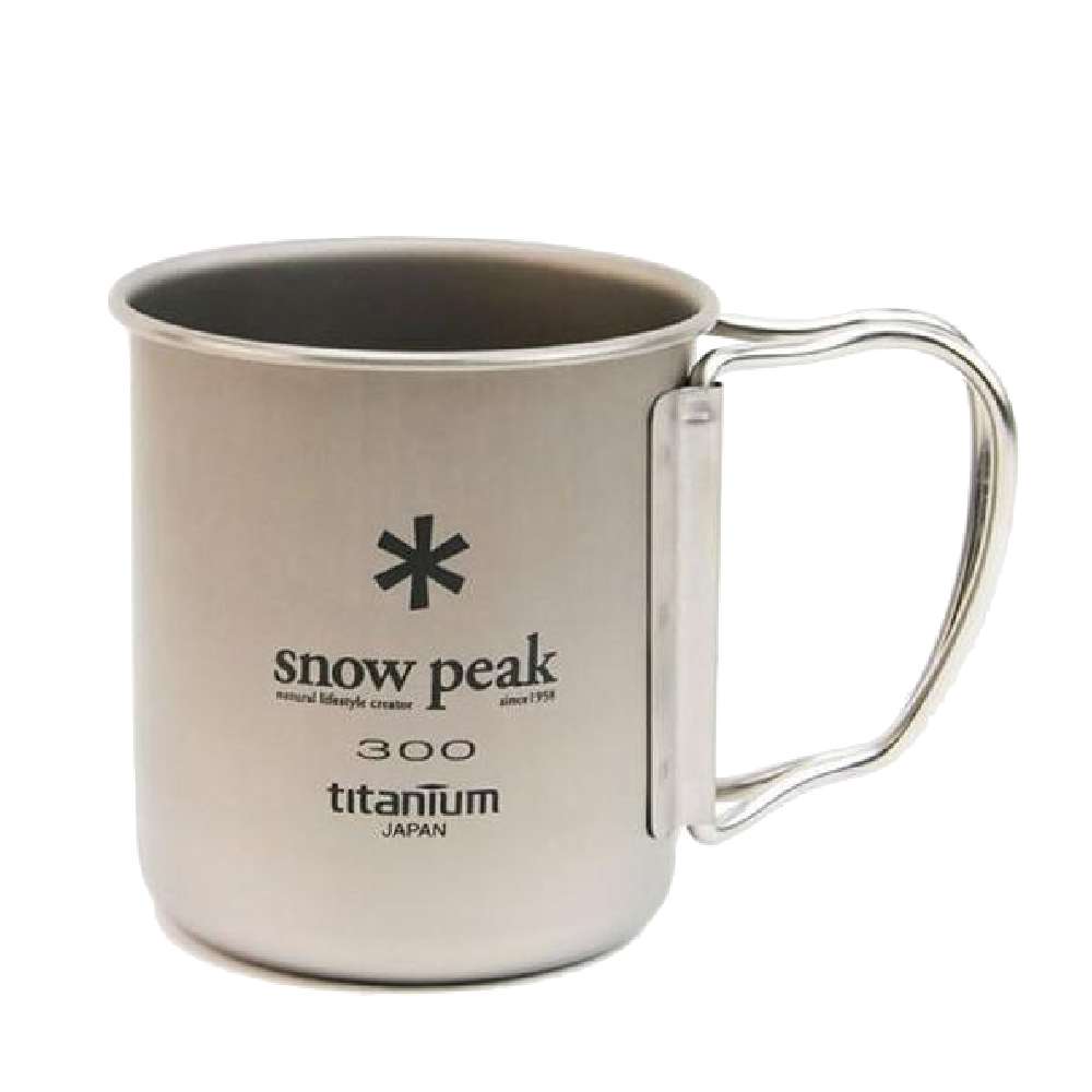 Titanium Single Wall 300 Mug