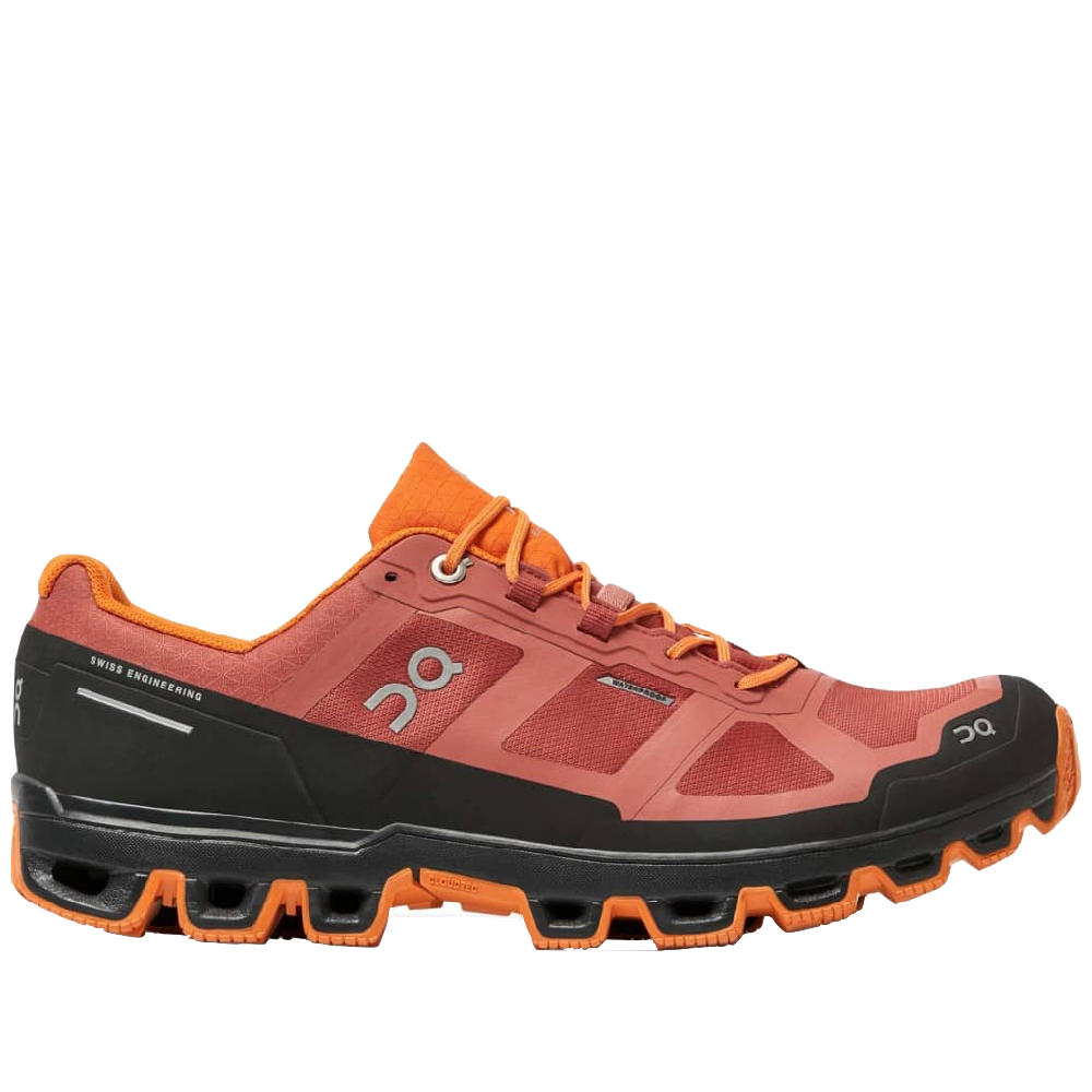 Cloudventure Waterproof 'Rust / Orange'